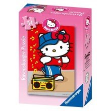 Puzzle Mini-puzzles Hello Kitty (54 pièces)