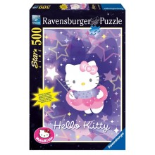 Puzzle STAR LINE  Hello Kitty  (500 pièces)