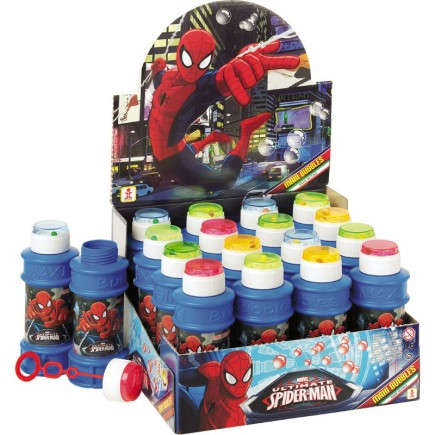 Bulles de savon Spiderman - 175 ml