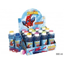 Bulles de savon Spiderman - 300 ml