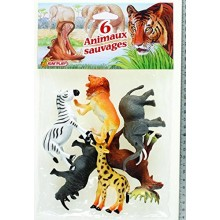 6 Animaux sauvages