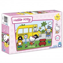 Puzzle Hello Kity 60 pièces