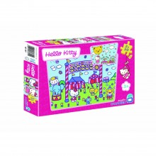 Puzzle Hello Kity 2x30 pièces