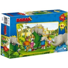 Puzzle Babar 45 pièces