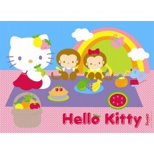 Puzzle HELLO KITTY  (45 pièces)