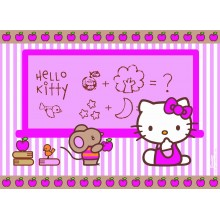 Puzzle HELLO KITTY  (60 pièces)