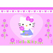 Puzzle HELLO KITTY  (100 pièces)