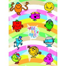Puzzle Mr Men little Miss  (500 pièces)