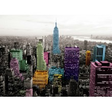 Puzzle Buildings de New York (500 pièces)